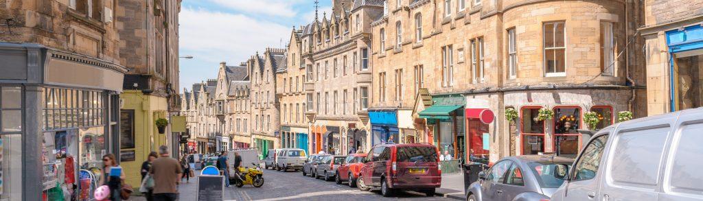 clan Gordon Letting agents in Edinburgh
