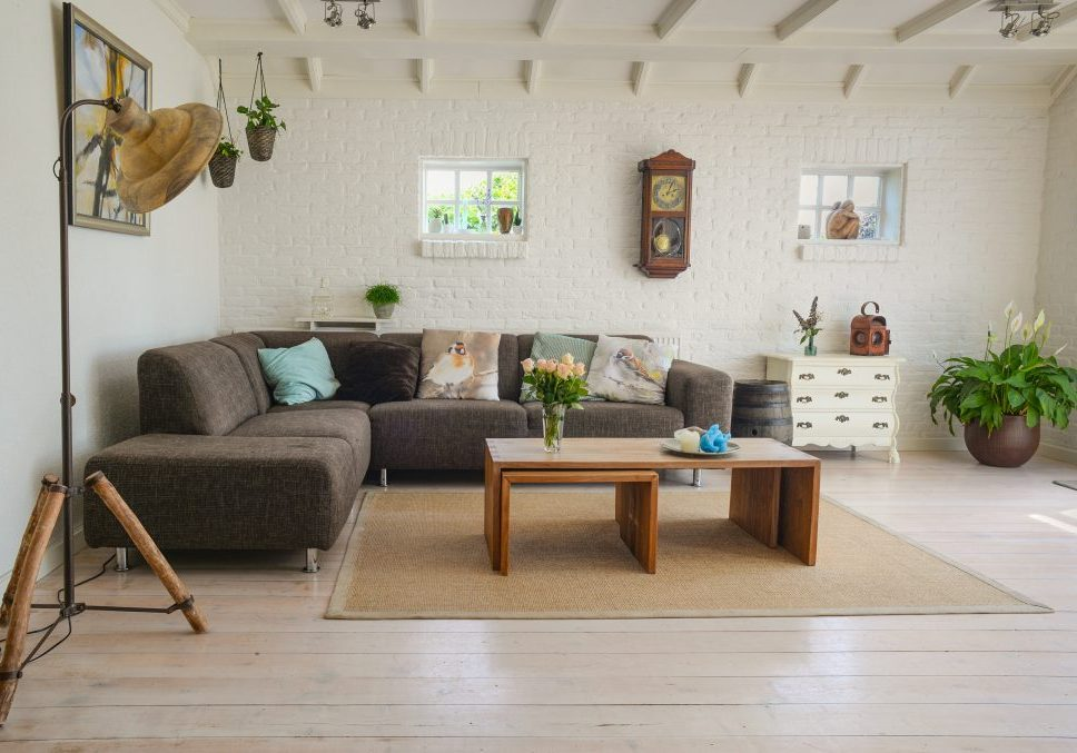 Tailored living room ideas